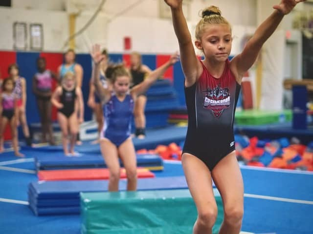 girls classes gymnastics unlimited