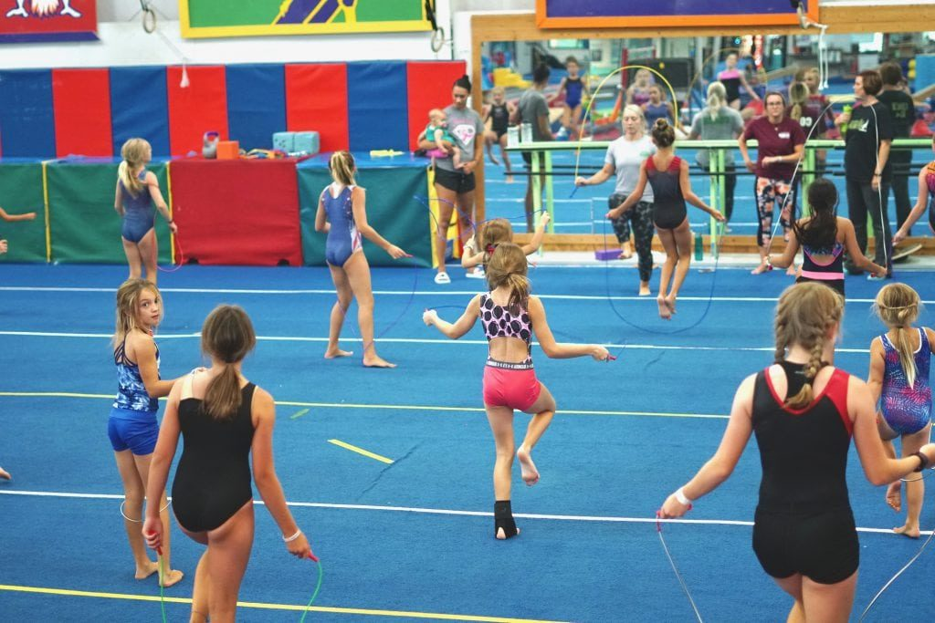 gymnastics unlimited excel teams wilmington nc