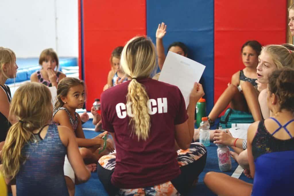 homeschool class gymnastics unlimited wilmington nc